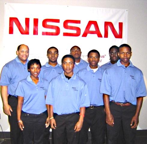 Nissan Canton Mississippi Plant Tour